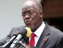 KEÇİ - Tanzanya devlet başkanından ilginç iddia!