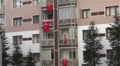 Çankırı'da Hayat 1 Dakikalığına Durdu