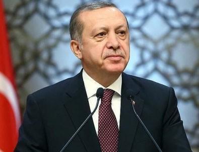 Cumhurbaşkanı Erdoğan'dan gençlere 'asla vazgeçmeyin' mesajı