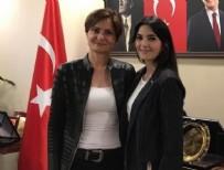 SELAHATTİN DEMİRTAŞ - Kaftancıoğlu'nun yakın arkadaşı Sultan Kayhan'dan teröristlere destek
