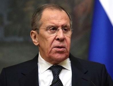 Lavrov 'ABD silah kontrolü alanındaki anlaşmaları bozuyor'
