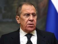 BORU HATTI - Lavrov 'ABD silah kontrolü alanındaki anlaşmaları bozuyor'
