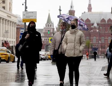 Rusya'da kan donduran tablo! Son 24 saatte...!!!