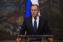 Rusya Dışişleri Bakanı Lavrov Açıklaması 'ABD Silah Alanındaki Anlaşmalarını Bozuyor'