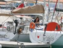 DOLULUK ORANI - Teknede karantina günleri başladı