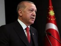 KARGO UÇAĞI - Cumhurbaşkanı Erdoğan'dan dünyaya ders gibi mesaj...
