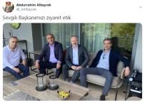 ABDURRAHIM ALBAYRAK - G.Saraylı yöneticiler Başkan'ı unutmadı