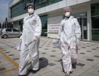 ŞANLIURFA - Türkiye'nin corona virüs avcıları dünya gündeminde!