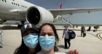 TUVALET KAĞIDI - ABD'den tahliye edilen Türkler konuştu: Miami'de değil, Sivas'ta güvendeyiz