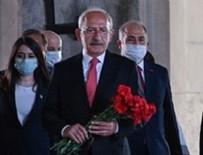TUNCAY ÖZKAN - CHP'li vekiller Kılıçdaroğlu'nu dakikalarca bekletti...