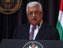 İSRAIL - Filistin ABD ve İsrail'le yaptığı anlaşmalardan çekildi!