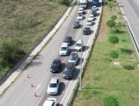 GİRESUN - Yasak kalktı akın başladı! Binlerce kişi yolda
