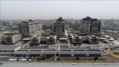 Beklenen gün geldi! Erdoğan Başakşehir Çam ve Sakura Şehir Hastanesinin açılışını yaptı...