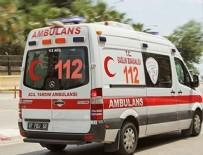 İĞNEADA - Bunu da yaptılar! Ambulans kiralayıp...