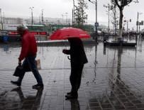 SU BASKINI - Meteorolojiden kritik sağanak uyarısı!