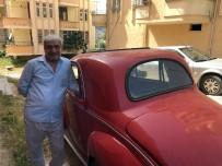 İTALYAN - 1951 Model Topolino'sına gözü gibi bakıyor