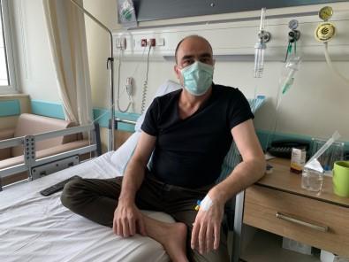 Aile Ziyaretine Geldiği Isparta'da Korona Virüse Yakalandı, İmmün Plazma Tedavisi İle Sağlığına Kavuştu