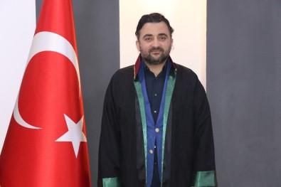 Baro Başkanı Adem Aktürk Açıklaması 'Mübarek Ramazan Bayramını Gönülden Tebrik Ediyorum'