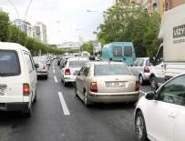 ESKİŞEHİR - Başkent'te şaşırtan yoğunluk!