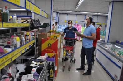Cizre'de Korona Virüs Denetimleri Sürüyor
