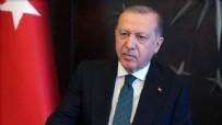 HAMDOLSUN - Cumhurbaşkanı Erdoğan'dan önemli açıklamalar