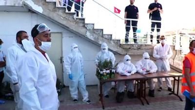 Karaman'da Karantinadaki 288 Kişi Evlerine Gönderildi