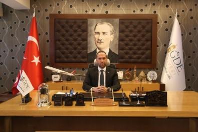 Niğde Belediye Başkanı Özdemir'den Bayram Mesajı