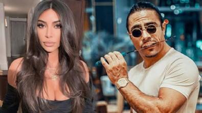 Nusret'ten Kardashian'a lahmacun göndermesi!