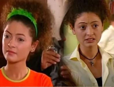 Selena'nın kötü kalpli kızı Hazal Şenel'in inanılmaz değişimi
