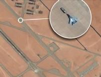 ORTA AFRİKA CUMHURİYETİ - Tek fotoğraf yetti! Uydudan göründü