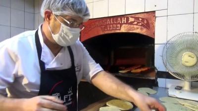 Tescilli 'Maraş Çöreği' Bayram Sofraları İçin Hazır