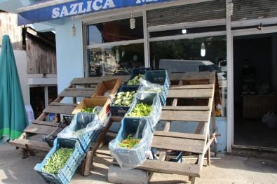 Varto'da Manav Tezgahları Boşaldı