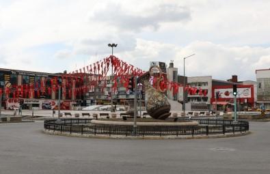 4 Günlük Kısıtlamanın İlk Gününde Erzincan Boş Kaldı