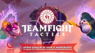 Aydın'da TFT Turnuvasına Büyük İlgi