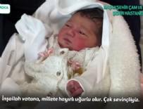 SAĞLıK BAKANı - Başakşehir Şehir Hastanesi'nin ilk bebeği dünyaya geldi