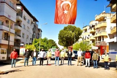 Başkan Özcan'dan Arefe Günü Mesaisi