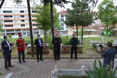 Başkan Özdemir Açıklaması 'Bu Bayram Evde Kalalım'
