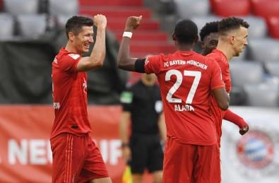 Bundesliga Açıklaması Bayern Münih Açıklaması 5 - E.Frankfurt Açıklaması 2