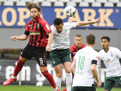 Bundesliga Açıklaması Freiburg Açıklaması 0 - W.Bremen Açıklaması 1