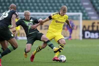 Bundesliga Açıklaması Wolfsburg Açıklaması 0 - B.Dortmund Açıklaması 2