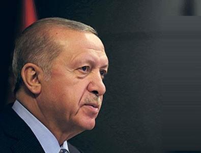 Cumhurbaşkanı Erdoğan, üs bölgesindeki askerlerin bayramını kutladı