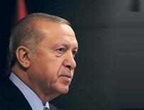 İSMAIL ÇATAKLı - Cumhurbaşkanı Erdoğan, üs bölgesindeki askerlerin bayramını kutladı