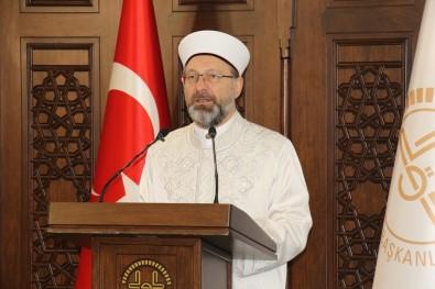 Diyanet İşleri Başkanı Erbaş bayram namazı için mesaj yayınladı