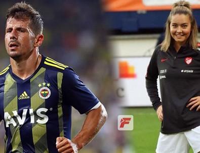 Emre Belözoğlu: Aycan Yanaç'ın talebini Ali Koç'a ileteceğim