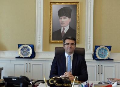 Erzurum Valisi Memiş, Ramazan Bayramı Öncesi Kent Sakinlerine Seslendi
