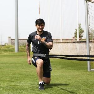 Kayserisporlu Cristian Sapunaru Açıklaması '8 Hafta İçin Umutluyuz'