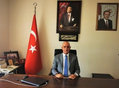 Marmaris Kaymakamı Ertuğ Şevket Aksoy'un Ramazan Bayramı Mesajı