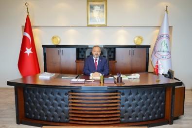 Rektör Çufalı, Ramazan Bayramını Kutladı