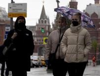 SEMPTOM - Rusya'da Kovid-19 Vaka sayısı korkunç rakamlara ulaştı
