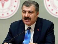 SAĞLıK BAKANı - Sağlık Bakanı Koca son rakamları açıkladı